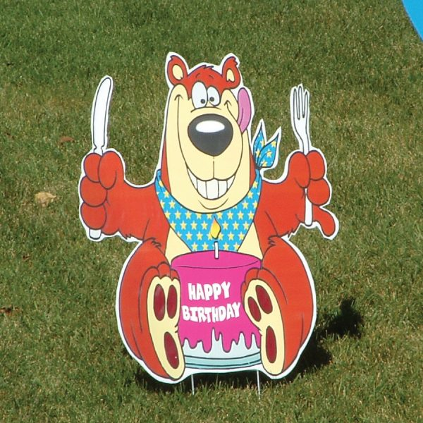 bear2_balloons_yard_greetings_lawn_signs_cards_happy_birthday_hoppy_over_hill