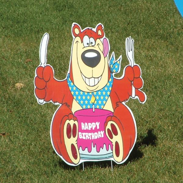 Bear Balloons Theme