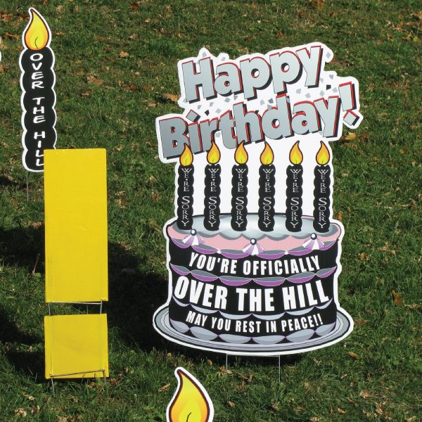 candles2_oth_yard_greetings_lawn_signs_cards_happy_birthday_hoppy_over_hill