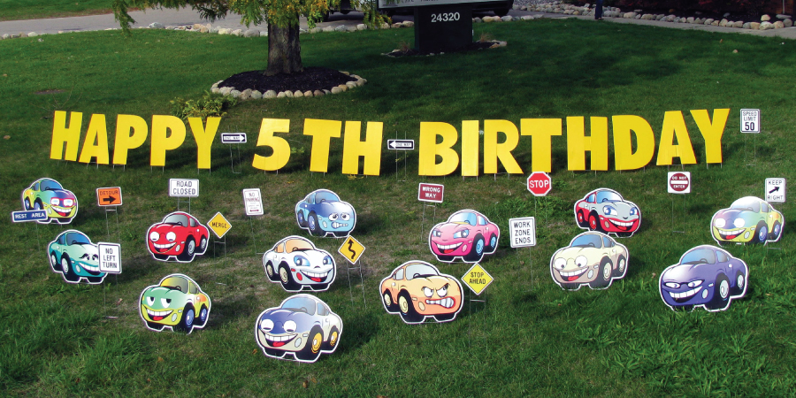 cars_900_theme_yard_greetings_cards_lawn_signs_happy_birthday_over_the_hill