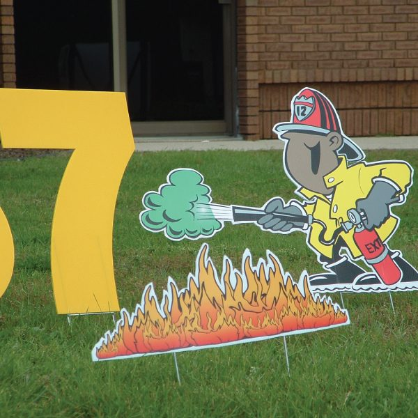 firemen4_holy_smoke_yard_greetings_lawn_signs_cards_happy_birthday_hoppy_over_hill