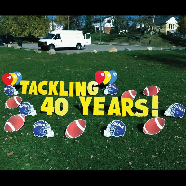 football_sports_yard_greetings_lawn_signs_cards_happy_birthday_hoppy_over_hill
