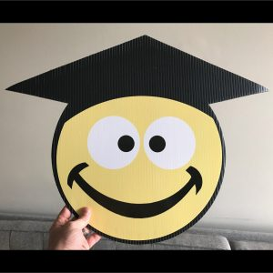 gs2_graduation_smiley_face_emoji_yard_greetings_lawn_signs_cards_happy_birthday_hoppy_over_hill