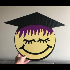 gs5_graduation_smiley_face_emoji_yard_greetings_lawn_signs_cards_happy_birthday_hoppy_over_hill