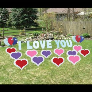 hearts_theme_love_yard_greetings_cards_lawn_signs_happy_birthday_over_hill_anniversary