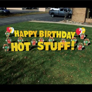 hot_peppers_yard_greetings_lawn_signs_cards_happy_birthday_hoppy_over_hill