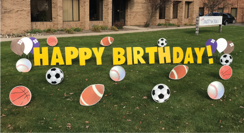sports_500x271_soccer_baseball_football_basketball_theme_yard_greetings_cards_lawn_signs_happy_birthday_over_the_hill