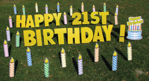 Candles_Yard_Greetings_Cards_Lawn_Signs_Happy_Birthday_Over_the_hill