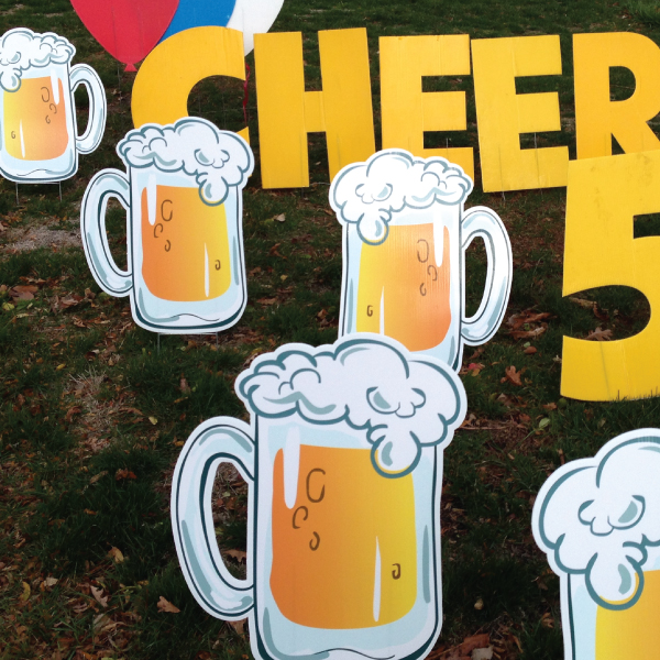 beer_mugs_dozen_yard_greetings_cards_lawn_signs_happy_birthday_over_the_hill