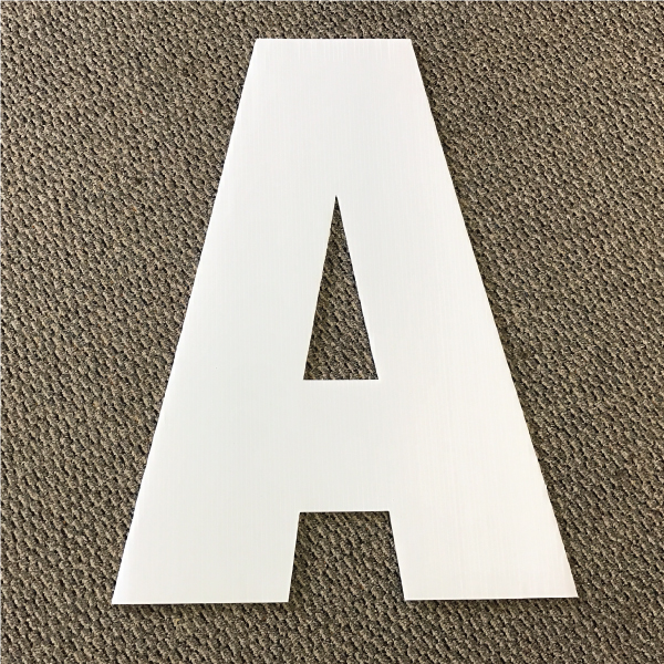 letter-a-white-yard-greeting-card-sign-happy-birthday-over-the-hill-plastic