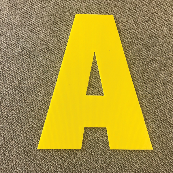 letter-a-yellow-yard-greeting-card-sign-happy-birthday-over-the-hill-plastic