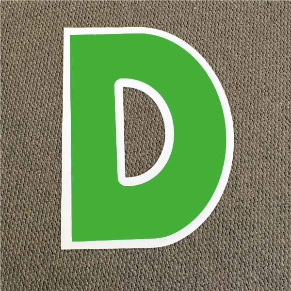 letter-d-green-and-white-yard-greeting-card-sign-happy-birthday-over-the-hill-plastic
