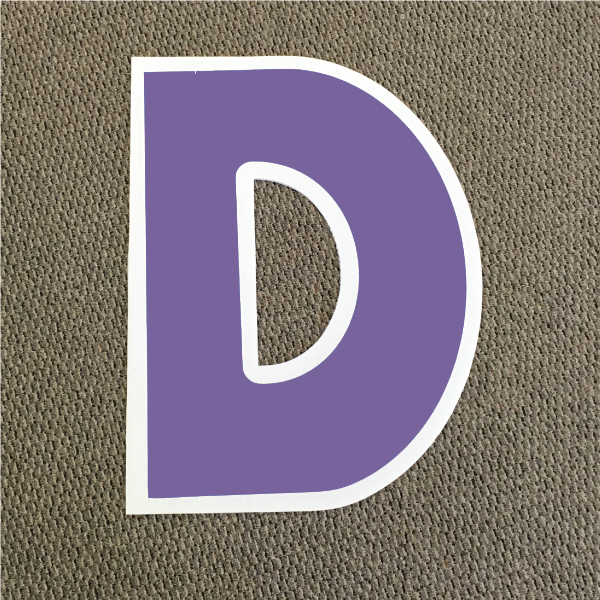 letter-d-purple-and-white-yard-greeting-card-sign-happy-birthday-over-the-hill-plastic