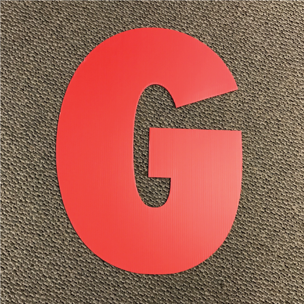 letter-g-red-yard-greeting-card-sign-happy-birthday-over-the-hill-plastic