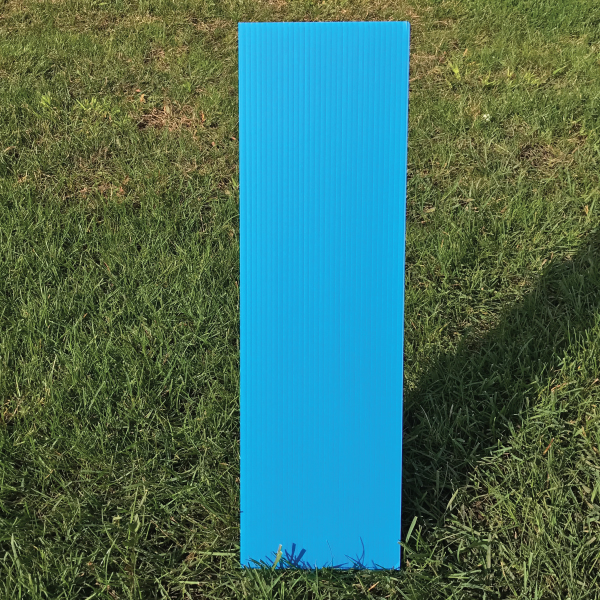 letter-i-blue-yard-greeting-card-sign-happy-birthday-over-the-hill-plastic