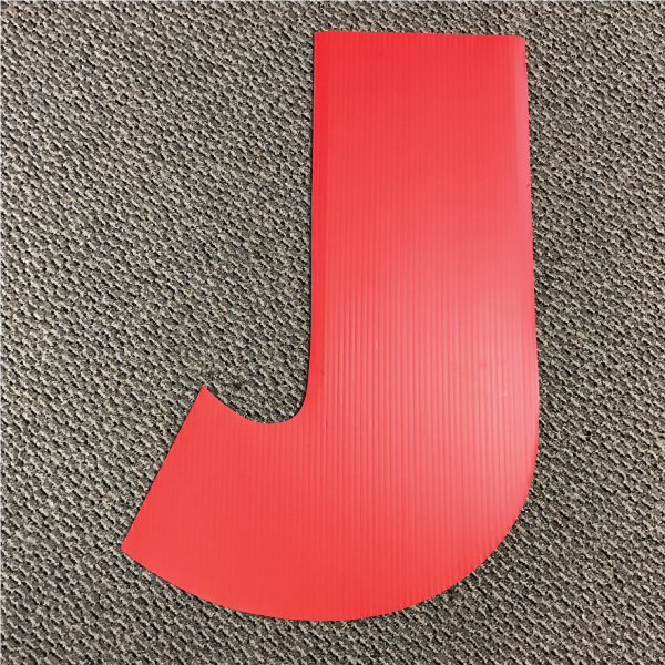 letter-j-red-yard-greeting-card-sign-happy-birthday-over-the-hill-plastic