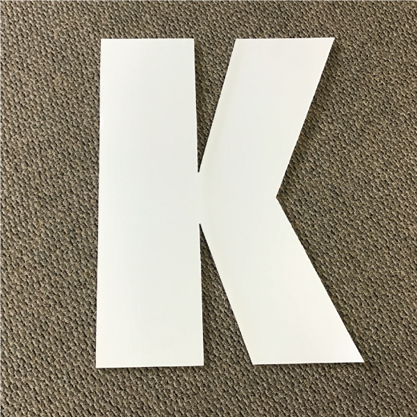 letter-k-white-yard-greeting-card-sign-happy-birthday-over-the-hill-plastic