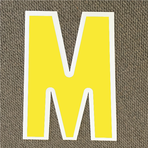 letter-m-yellow-and-white-yard-greeting-card-sign-happy-birthday-over-the-hill-plastic