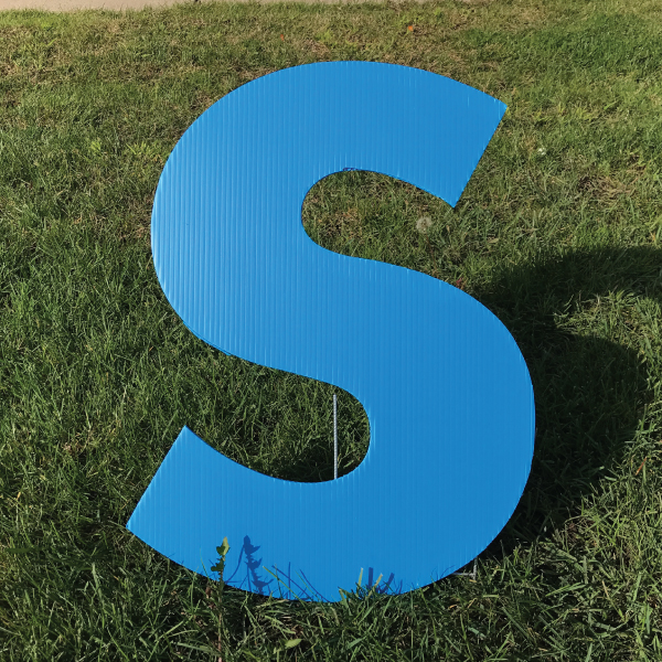 letter-s-blue-yard-greeting-card-sign-happy-birthday-over-the-hill-plastic