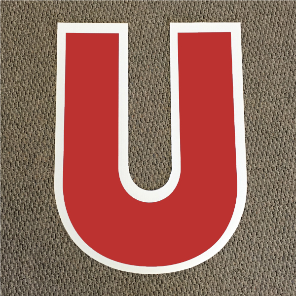 letter-u-red-and-white-yard-greeting-card-sign-happy-birthday-over-the-hill-plastic