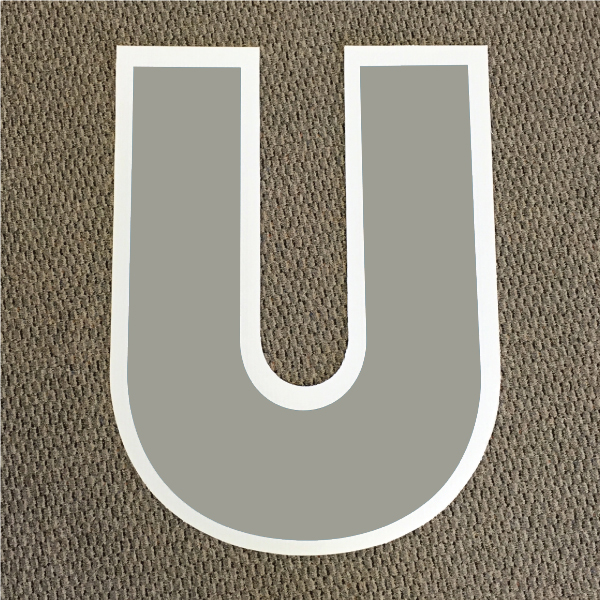 letter-u-silver-and-white-yard-greeting-card-sign-happy-birthday-over-the-hill-plastic
