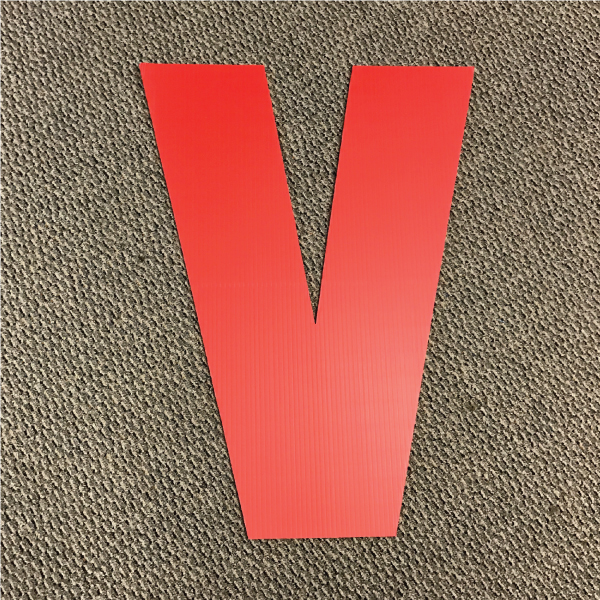 letter-v-red-yard-greeting-card-sign-happy-birthday-over-the-hill-plastic