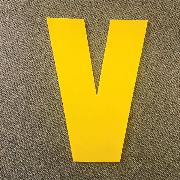 letter-v-yellow-yard-greeting-card-sign-happy-birthday-over-the-hill-plastic