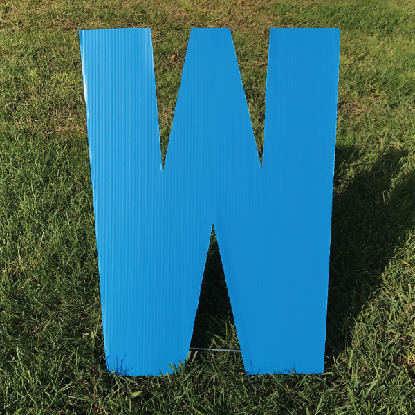 letter-w-blue-yard-greeting-card-sign-happy-birthday-over-the-hill-plastic