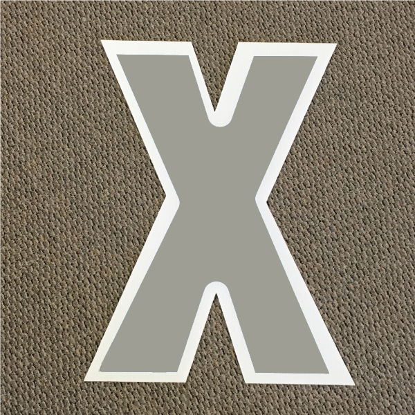 letter-x-silver-and-white-yard-greeting-card-sign-happy-birthday-over-the-hill-plastic
