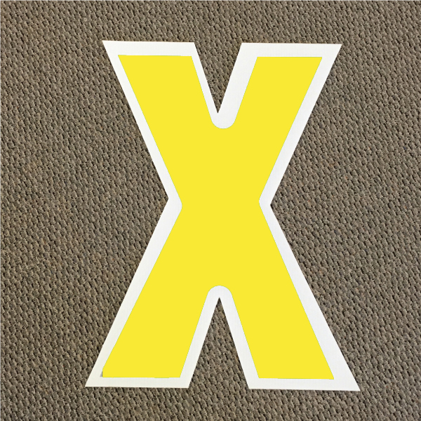 letter-x-yellow-and-white-yard-greeting-card-sign-happy-birthday-over-the-hill-plastic