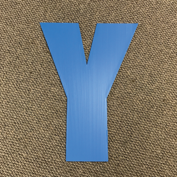 letter-y-blue-yard-greeting-card-sign-happy-birthday-over-the-hill-plastic