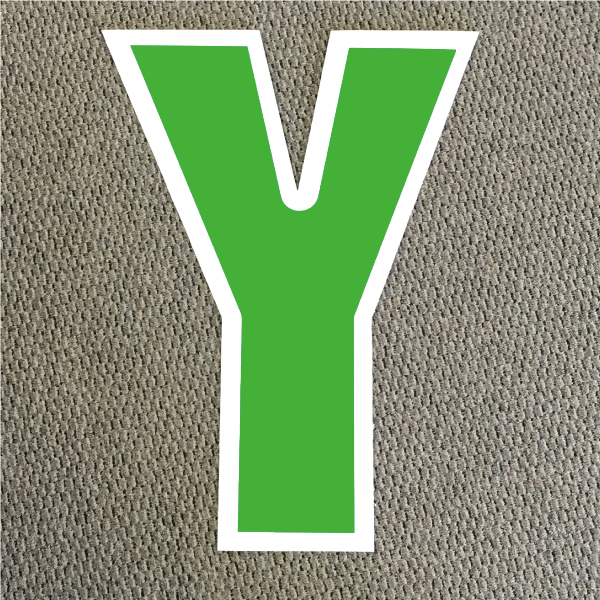 letter-y-green-and-white-yard-greeting-card-sign-happy-birthday-over-the-hill-plastic