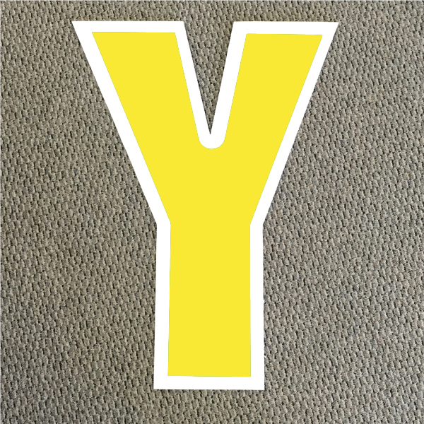 letter-y-yellow-and-white-yard-greeting-card-sign-happy-birthday-over-the-hill-plastic