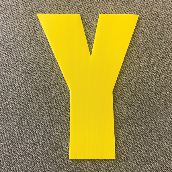 letter-y-yellow-yard-greeting-card-sign-happy-birthday-over-the-hill-plastic