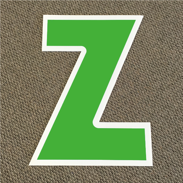 letter-z-green-and-white-yard-greeting-card-sign-happy-birthday-over-the-hill-plastic