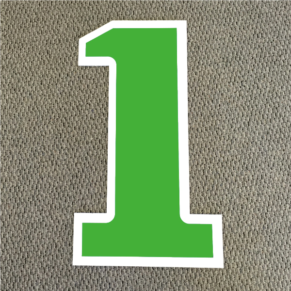 number-1-green-and-white-yard-greeting-card-sign-happy-birthday-over-the-hill-plastic