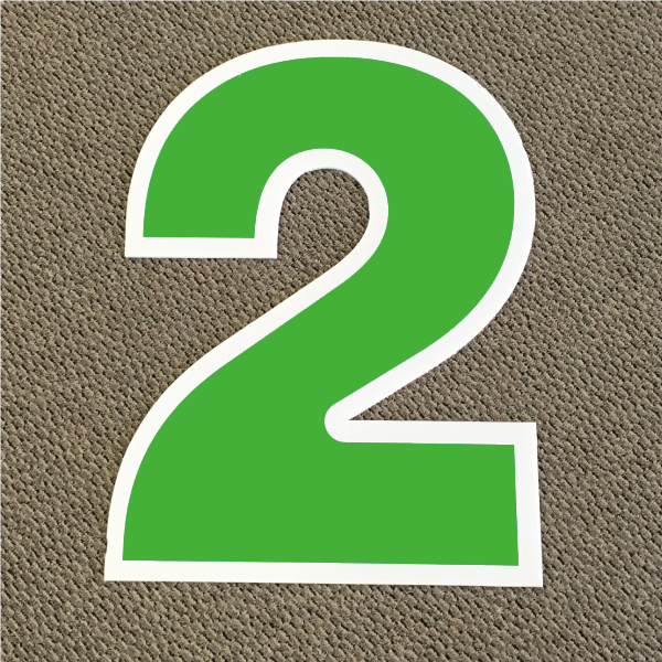 number-2-green-and-white-yard-greeting-card-sign-happy-birthday-over-the-hill-plastic