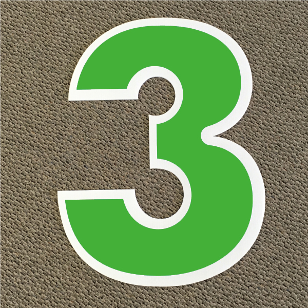 number-3-green-and-white-yard-greeting-card-sign-happy-birthday-over-the-hill-plastic