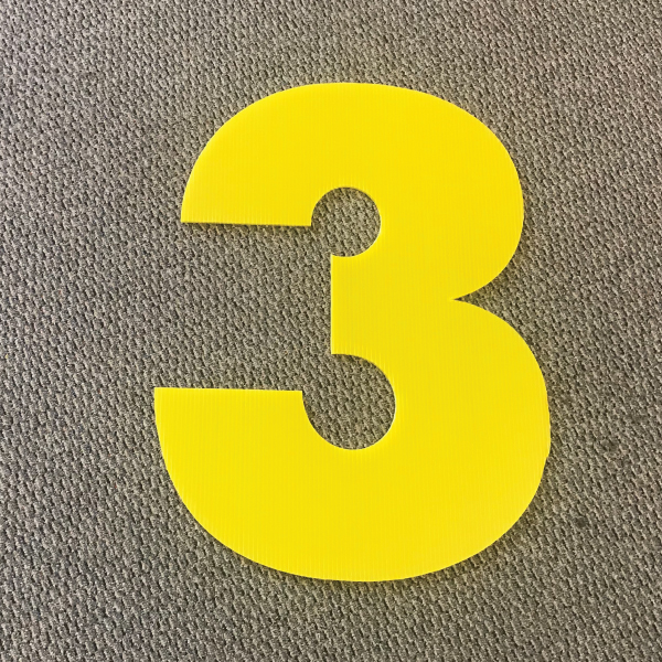 number-3-yellow-yard-greeting-card-sign-happy-birthday-over-the-hill-plastic