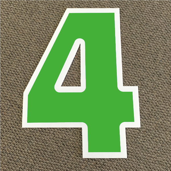 number-4-green-and-white-yard-greeting-card-sign-happy-birthday-over-the-hill-plastic
