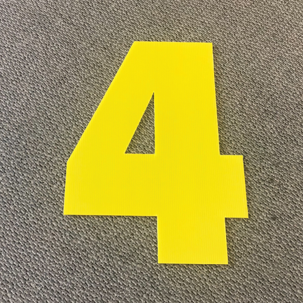 number-4-yellow-yard-greeting-card-sign-happy-birthday-over-the-hill-plastic