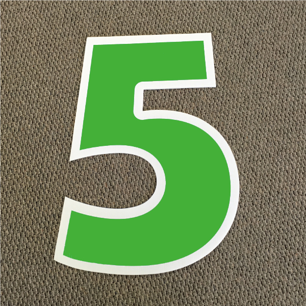 number-5-green-and-white-yard-greeting-card-sign-happy-birthday-over-the-hill-plastic