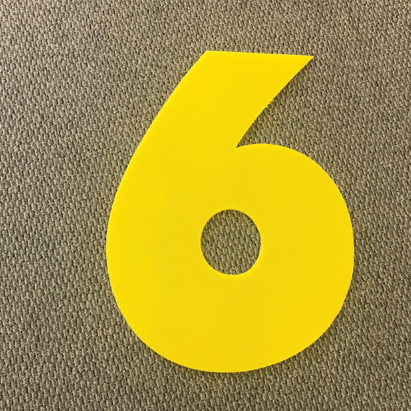 number-6-yellow-yard-greeting-card-sign-happy-birthday-over-the-hill-plastic