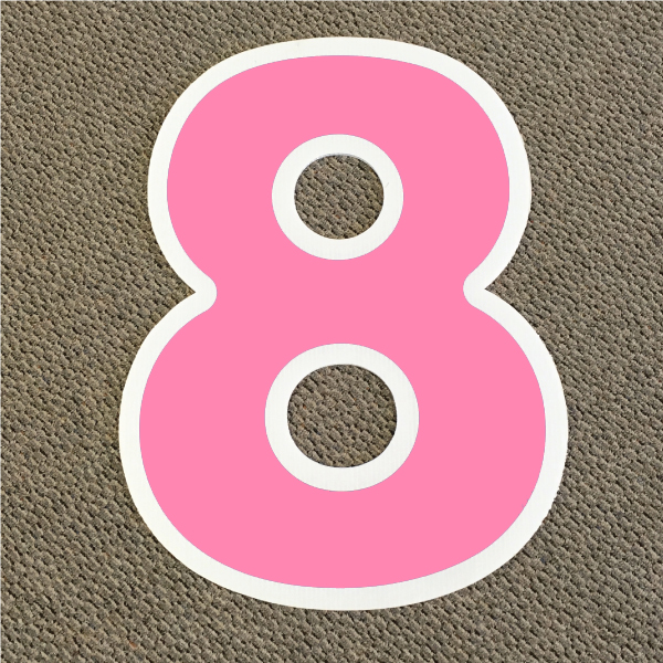 number-8-pink-and-white-yard-greeting-card-sign-happy-birthday-over-the-hill-plastic