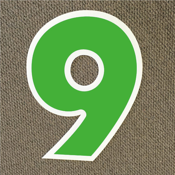 number-9-green-and-white-yard-greeting-card-sign-happy-birthday-over-the-hill-plastic