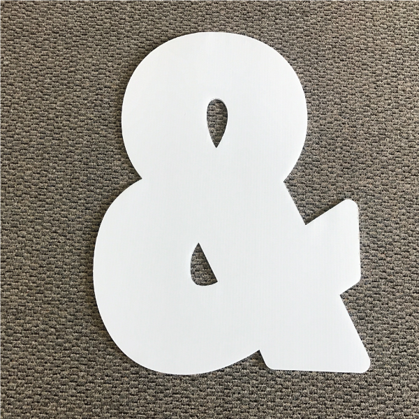 symbol-ampersand-white-yard-greeting-card-sign-happy-birthday-over-the-hill-plastic
