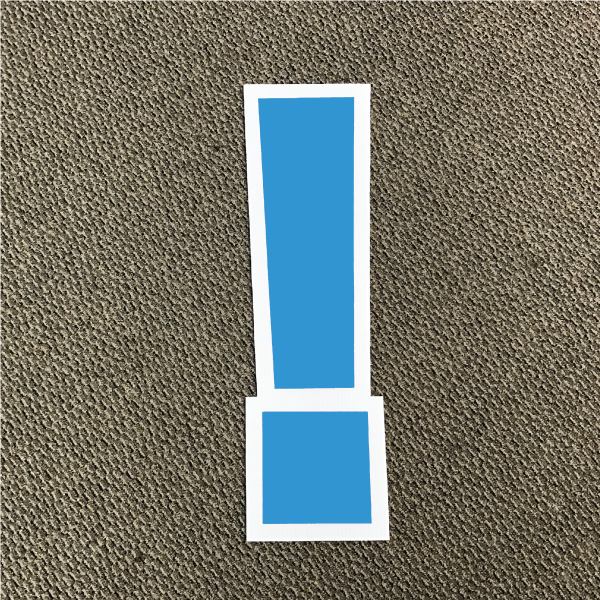 symbol-exclamation-blue-and-white-yard-greeting-card-sign-happy-birthday-over-the-hill-plastic