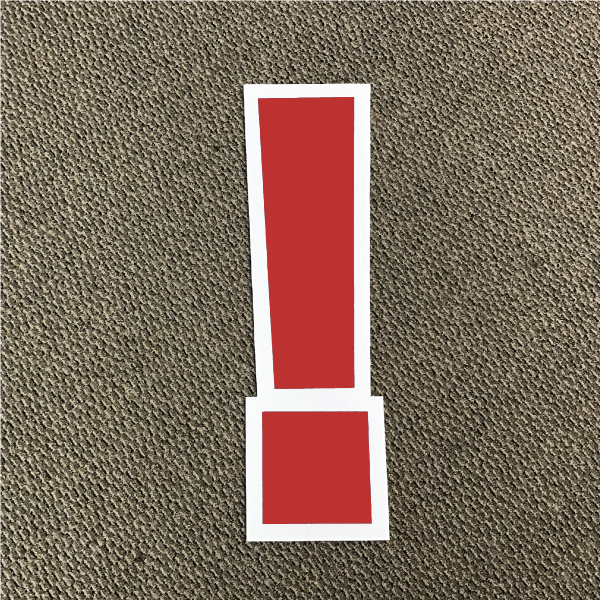 symbol-exclamation-red-and-white-yard-greeting-card-sign-happy-birthday-over-the-hill-plastic