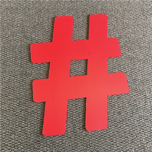symbol-hashtag-red-yard-greeting-card-sign-happy-birthday-over-the-hill-plastic