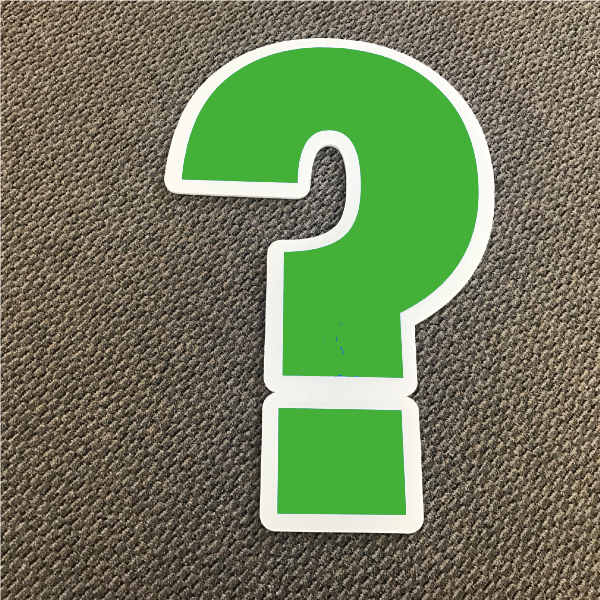 symbol-question-green-and-white-yard-greeting-card-sign-happy-birthday-over-the-hill-plastic